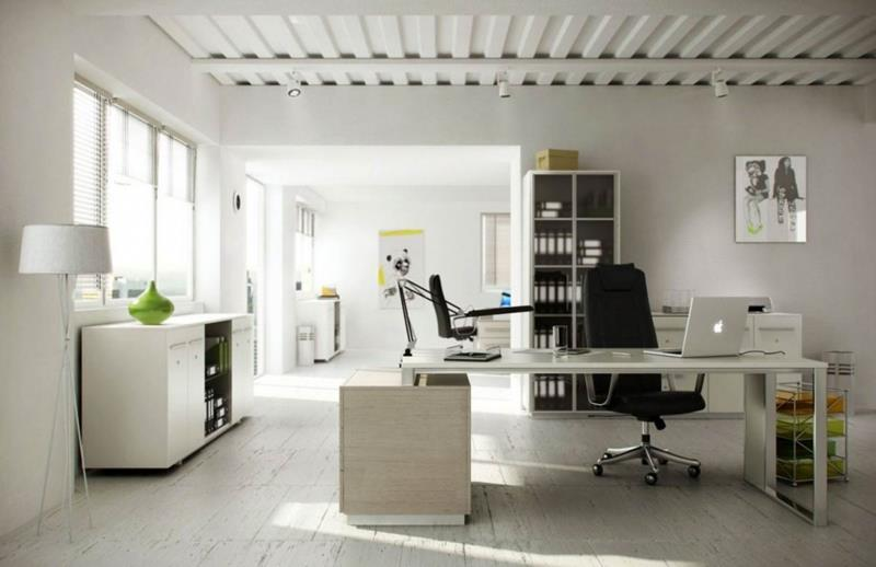 24 Luxury and Modern Home Office Designs-4