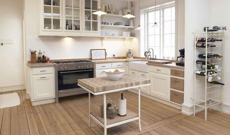 40 Pristine And White Home Kitchens-31