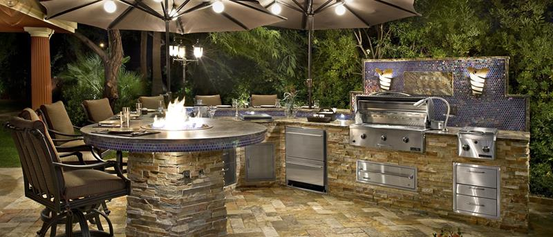 47 Outdoor Kitchen Designs and Ideas-1