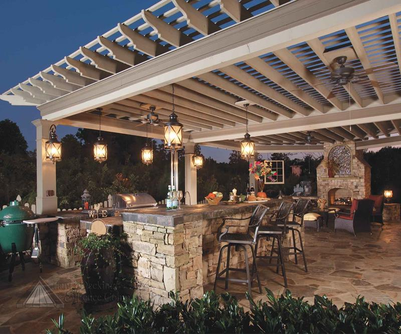 47 Outdoor Kitchen Designs and Ideas-14