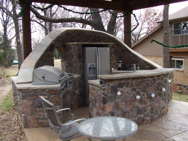 47 Outdoor Kitchen Designs and Ideas-20