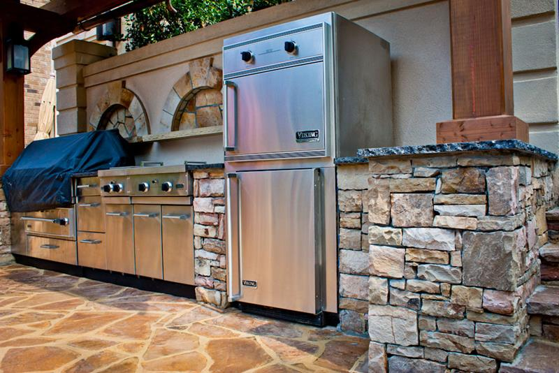 47 Outdoor Kitchen Designs and Ideas-34