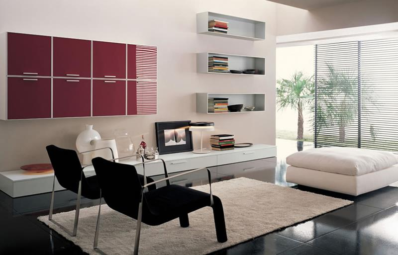 50 Ideas For Modern Living Room Design-15