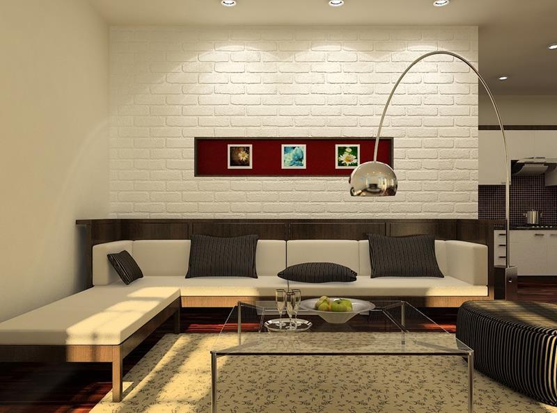 50 Ideas For Modern Living Room Design-30