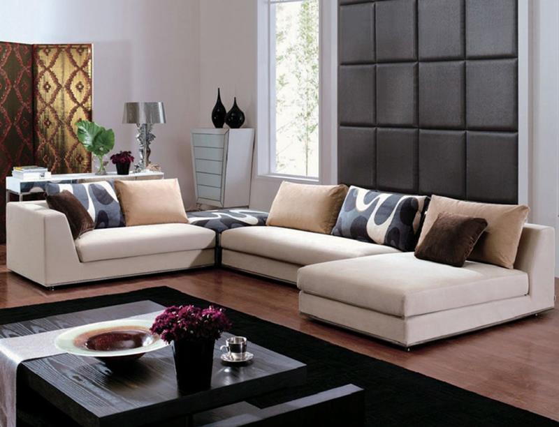 50 Ideas For Modern Living Room Design-48