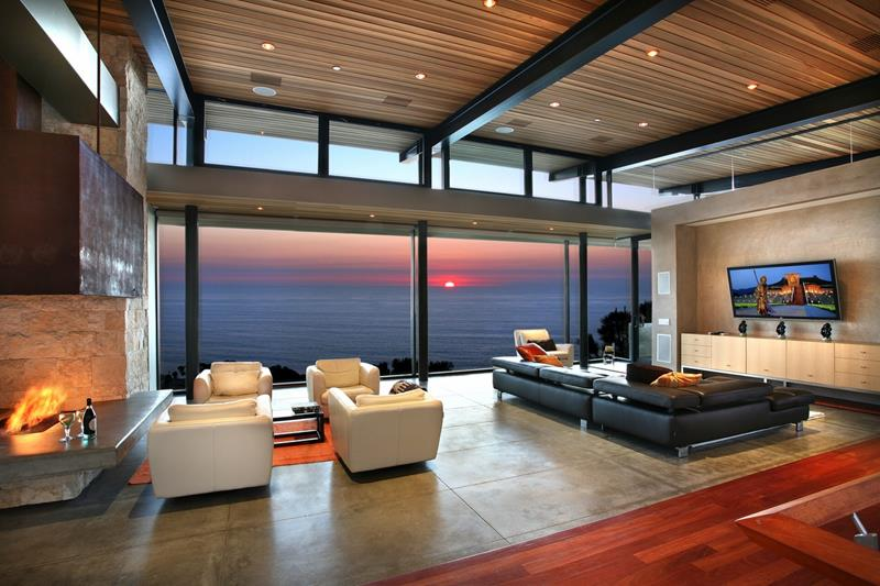50 Ideas For Modern Living Room Design-9