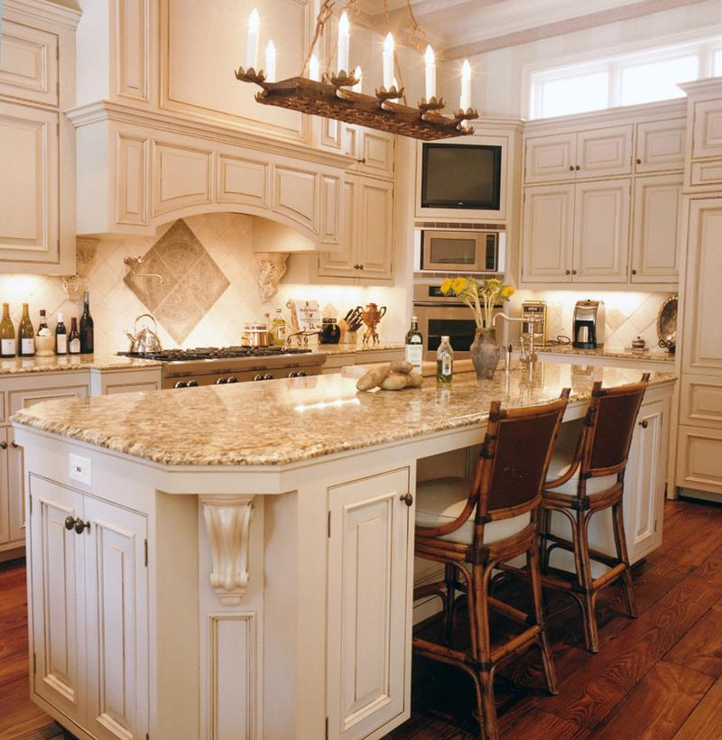52 Absolutely Stunning Dream Kitchen Designs-20