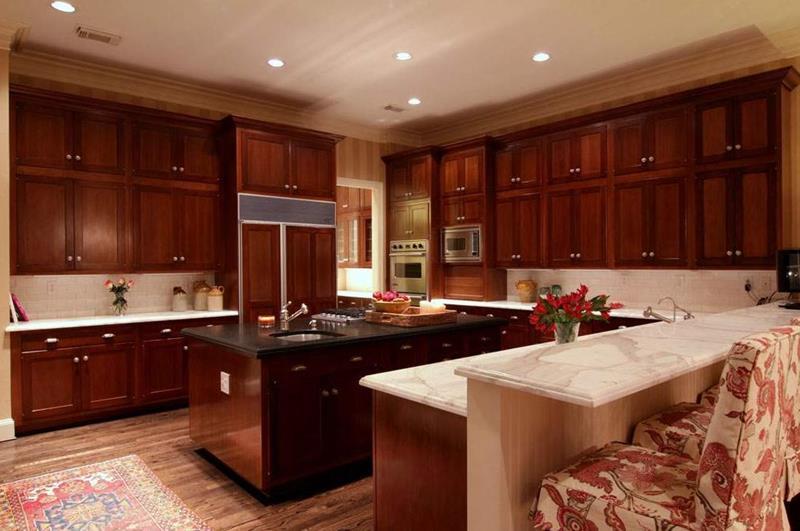 52 Absolutely Stunning Dream Kitchen Designs-24