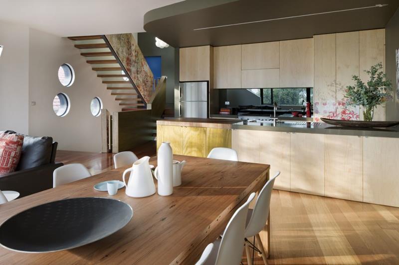 55 Luxury Contemporary Kitchen Designs-2