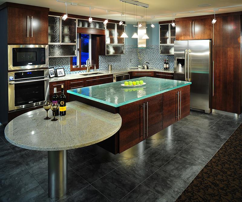 55 Luxury Contemporary Kitchen Designs-4