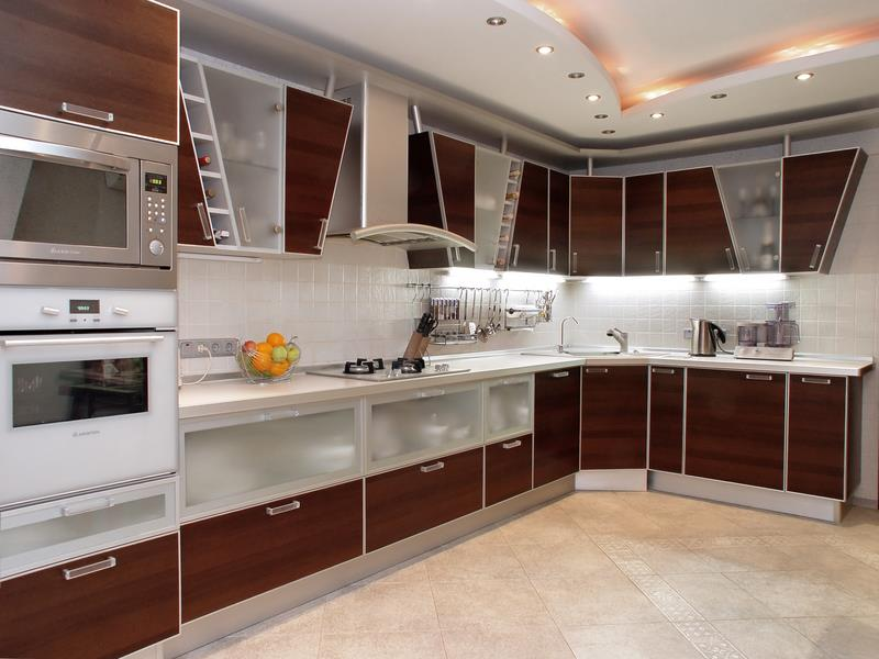 55 Luxury Contemporary Kitchen Designs-42