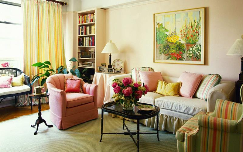 62 Gorgeous Small Living Room Designs-1