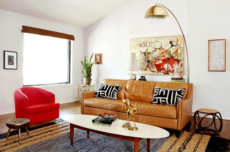 62 Gorgeous Small Living Room Designs-19