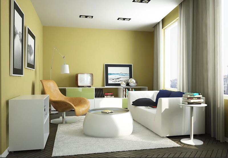62 Gorgeous Small Living Room Designs-48