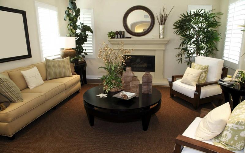 62 Gorgeous Small Living Room Designs-53