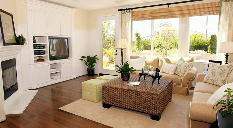 62 Gorgeous Small Living Room Designs-60