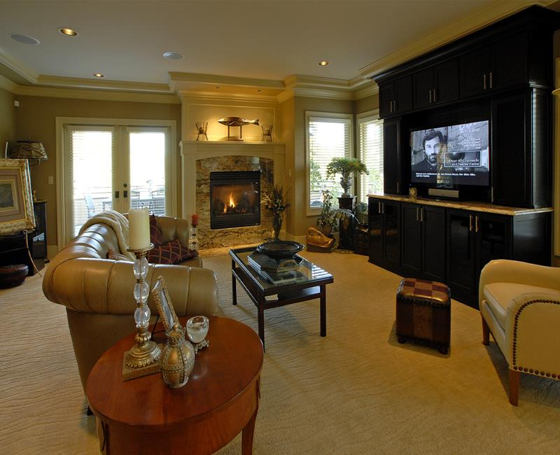 67 Gorgeous Family Room Interior Designs-11