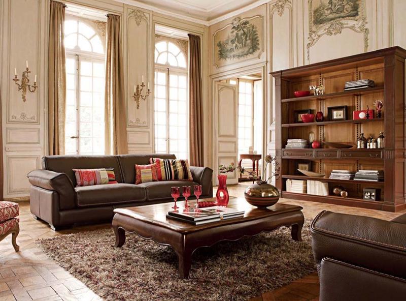 67 Gorgeous Family Room Interior Designs-32