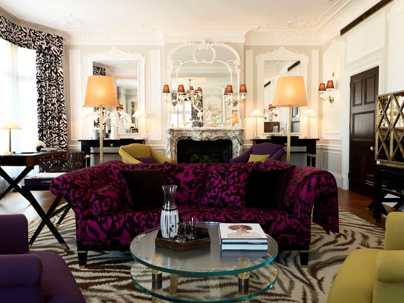 67 Gorgeous Family Room Interior Designs-34