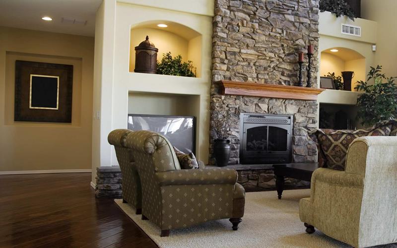 67 Gorgeous Family Room Interior Designs-52