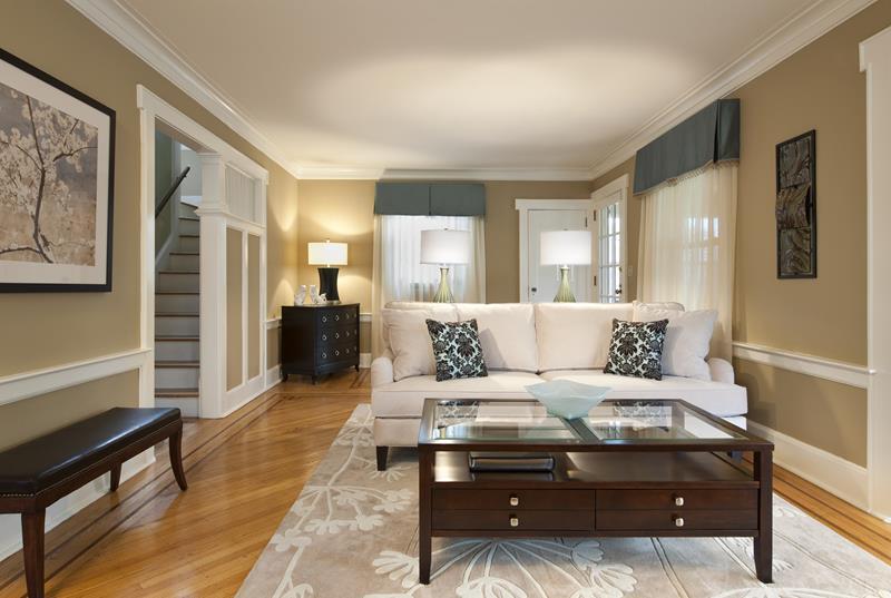 67 Gorgeous Family Room Interior Designs-54