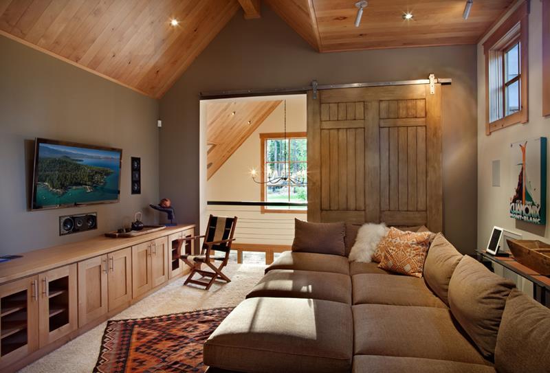 67 Gorgeous Family Room Interior Designs-55