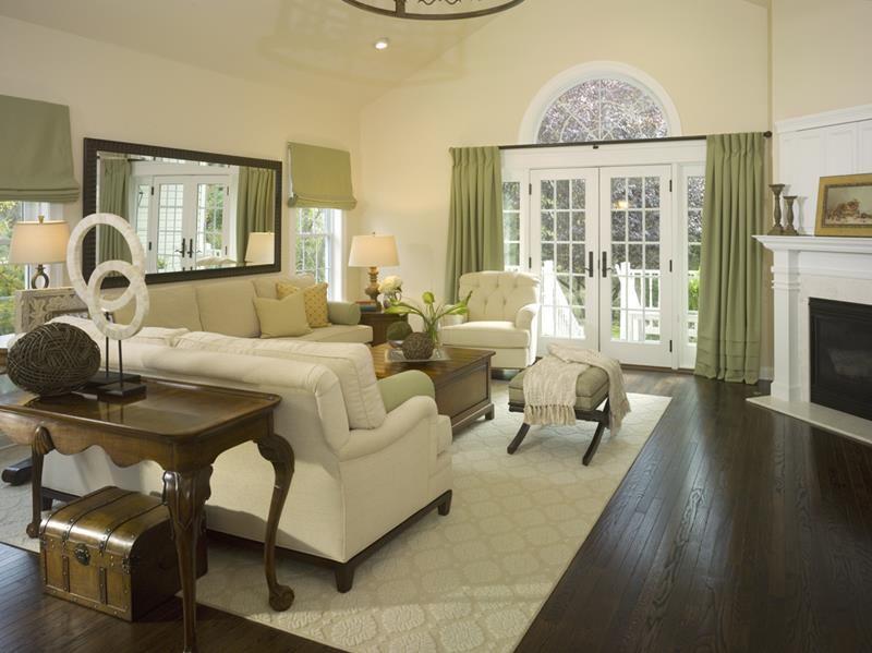 67 Gorgeous Family Room Interior Designs-6