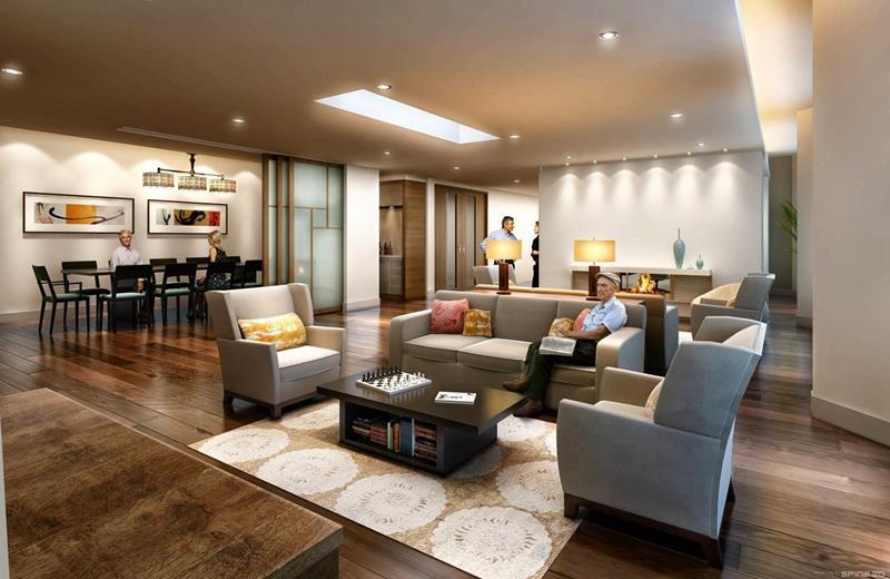 67 Gorgeous Family Room Interior Designs-7