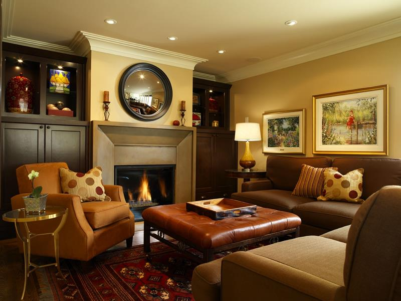 67 Gorgeous Family Room Interior Designs-title