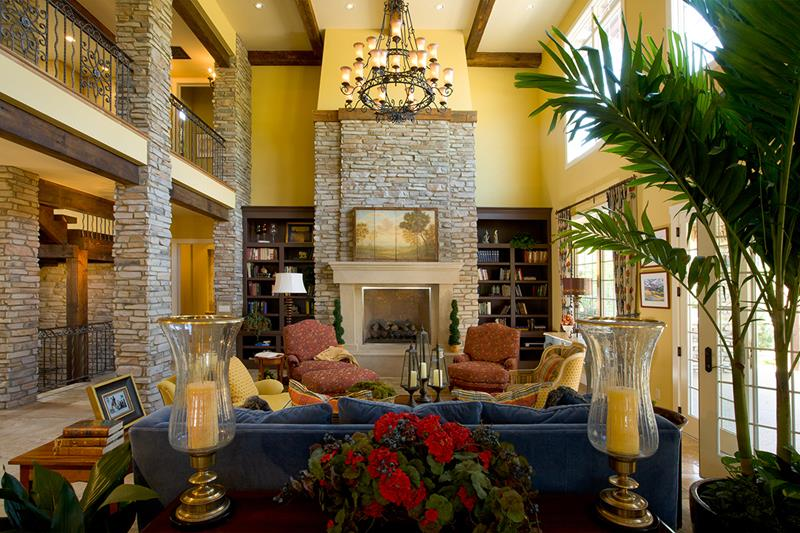 68 Interior Designs For Grand Living Rooms-12