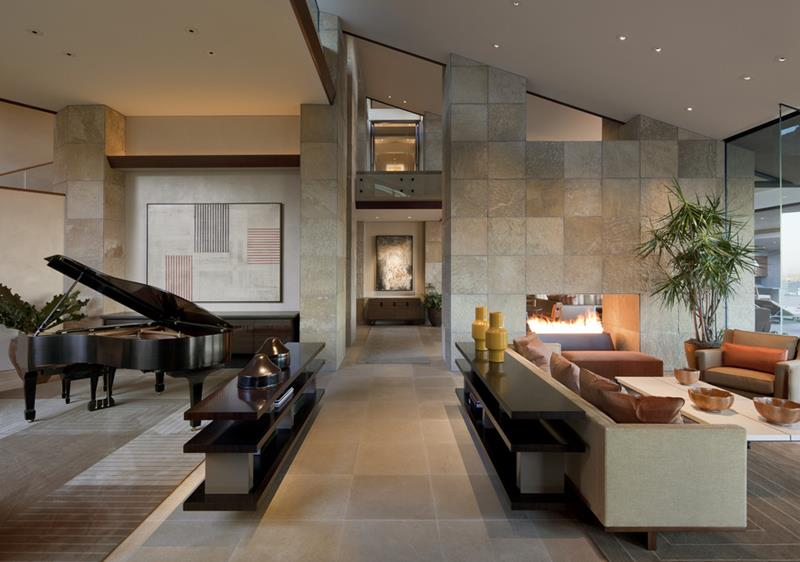68 Interior Designs For Grand Living Rooms-31