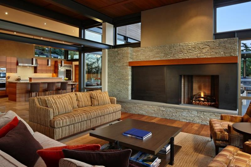 68 Interior Designs For Grand Living Rooms-68