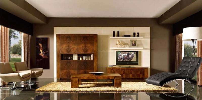 68 Interior Designs For Grand Living Rooms-7