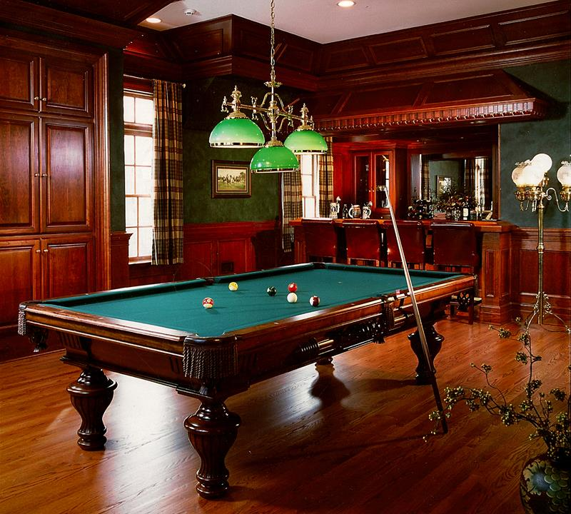 70 Awesome Man Caves In Finished Basements And Elsewhere-32