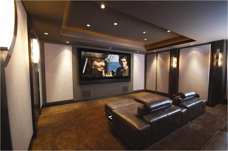 70 Awesome Man Caves In Finished Basements And Elsewhere-39