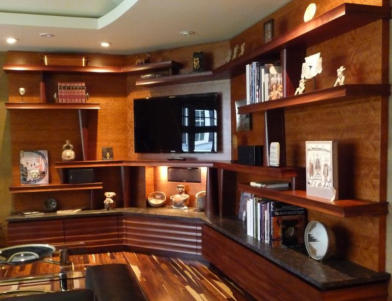 70 Awesome Man Caves In Finished Basements And Elsewhere-42