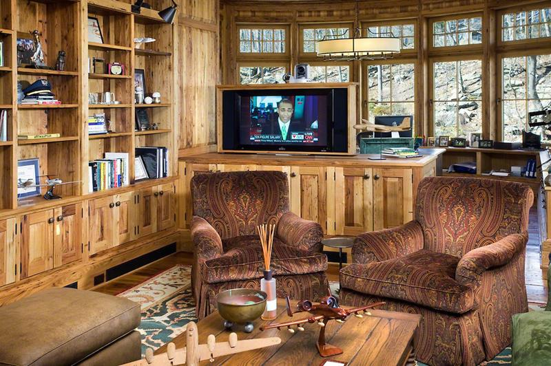 70 Awesome Man Caves In Finished Basements And Elsewhere-52