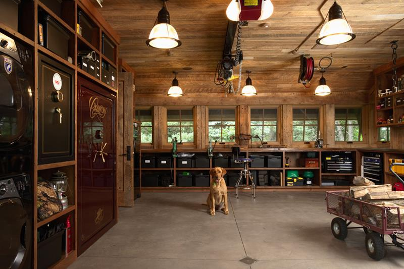 70 Awesome Man Caves In Finished Basements And Elsewhere-57