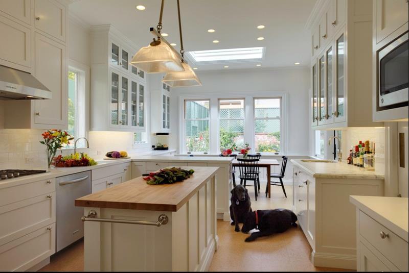 72 Luxurious Custom Kitchen Island Designs-68