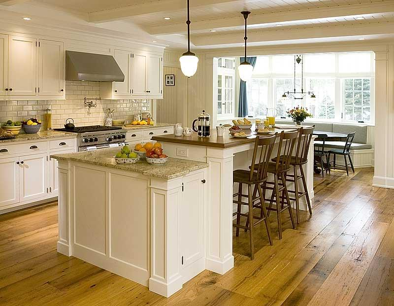 72 Luxurious Custom Kitchen Island Designs-7