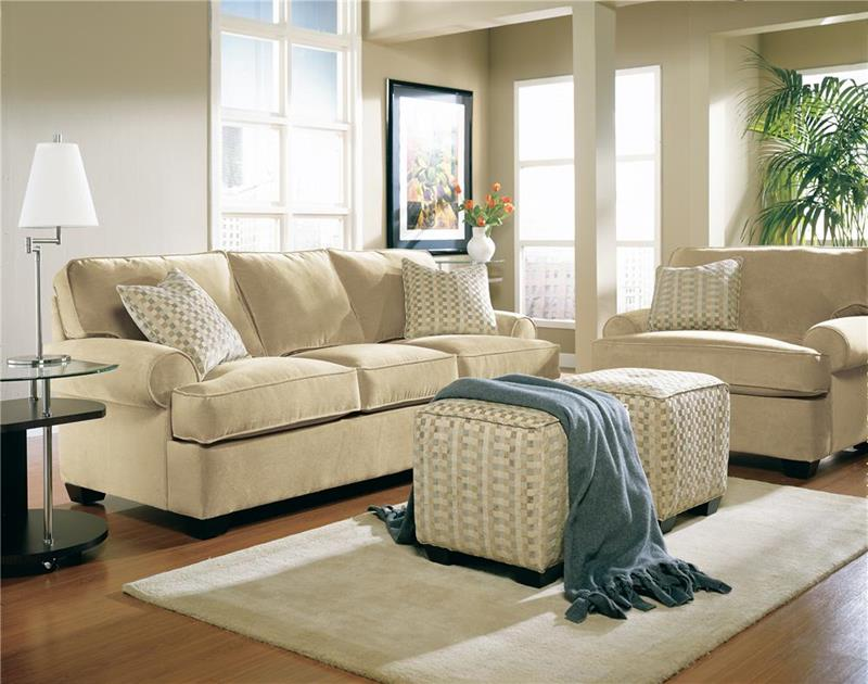 91 Designs For Casual and Formal Living Rooms-1