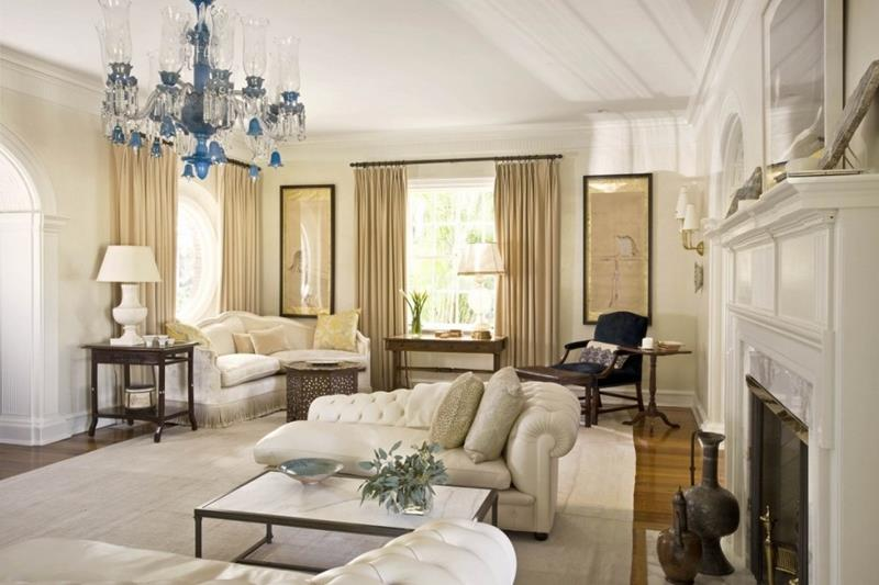 91 Designs For Casual and Formal Living Rooms-10