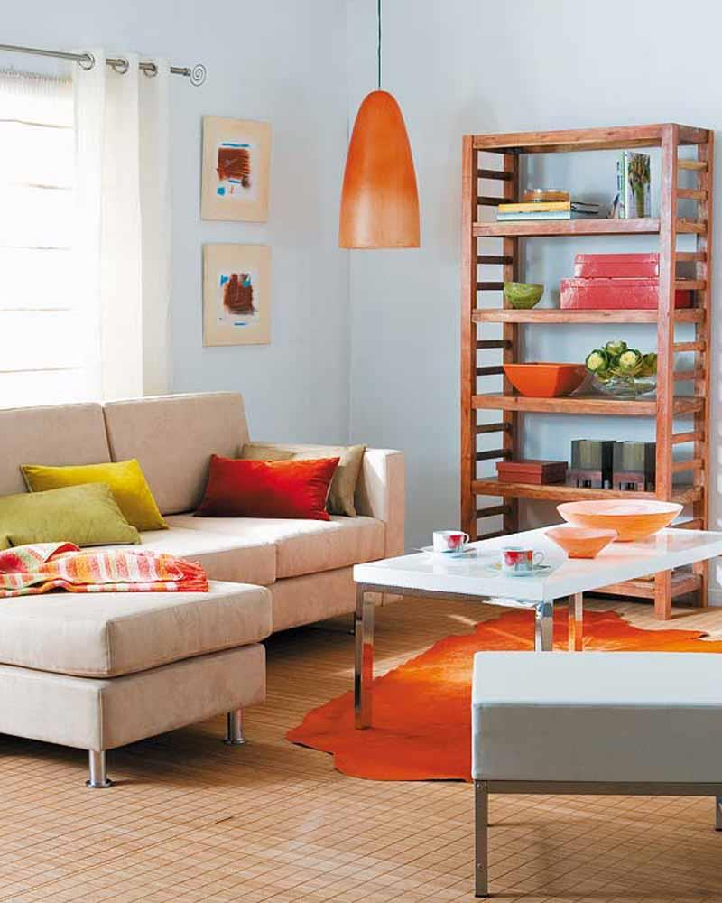 91 Designs For Casual and Formal Living Rooms-11
