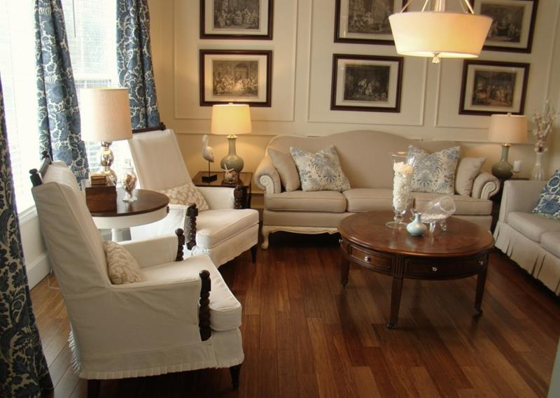 91 Designs For Casual and Formal Living Rooms-14