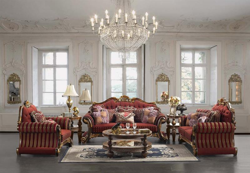 91 Designs For Casual and Formal Living Rooms-40