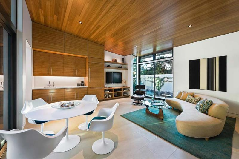 91 Designs For Casual and Formal Living Rooms-41