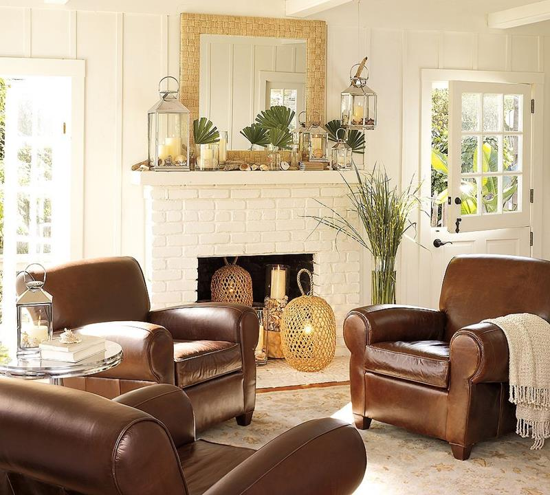 91 Designs For Casual and Formal Living Rooms-44