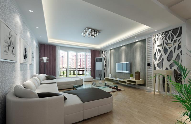 91 Designs For Casual and Formal Living Rooms-48