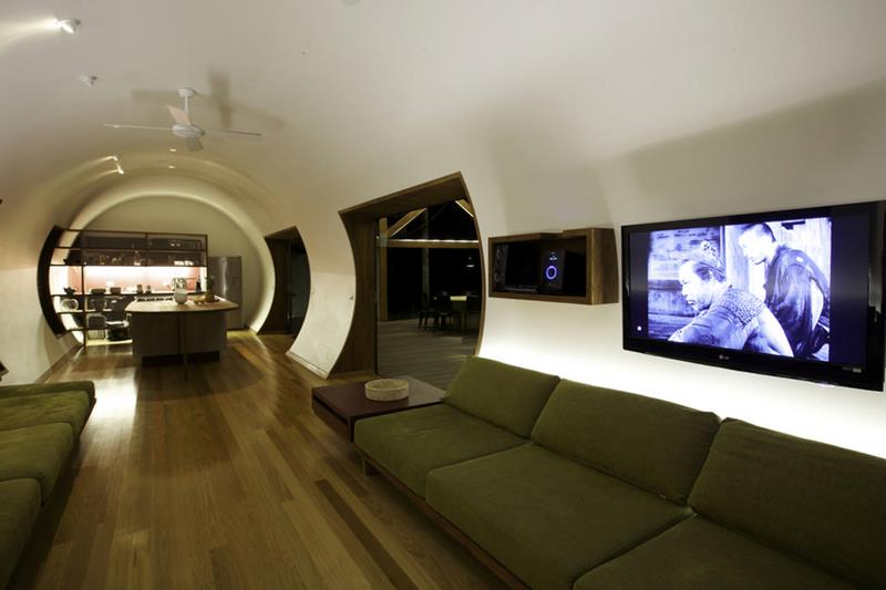 91 Designs For Casual and Formal Living Rooms-49