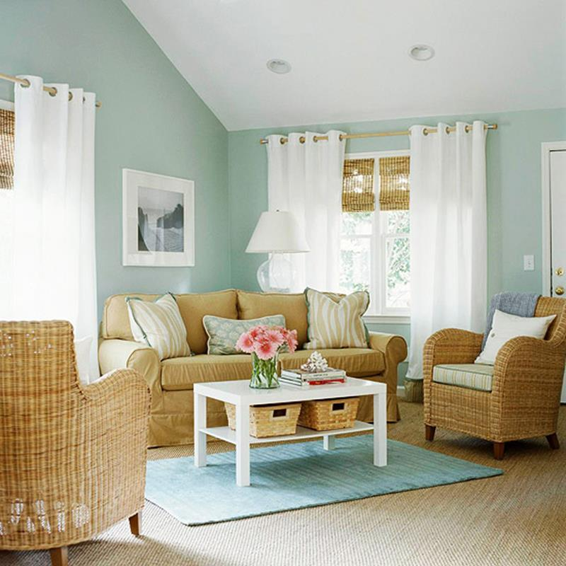91 Designs For Casual and Formal Living Rooms-51